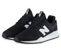 Sneaker MS247 - SCHWARZ/ WEISS