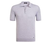 Strick-Poloshirt CILUC