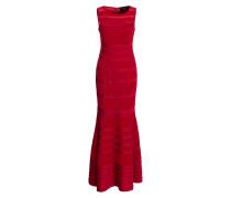 Abendkleid SHANNON - rot