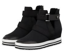 Hightop-Sneaker - 900 BLACK