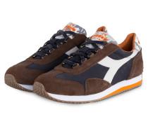 Sneaker EQUIPE - DUNKELBRAUN