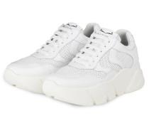 Chunky-Sneaker MONSTER - WEISS