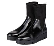 Lack-Boots FRESNO - SCHWARZ