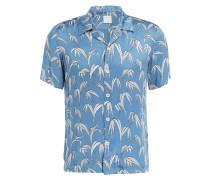 Halbarm-Resorthemd Slim Fit