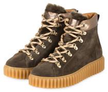 Hightop-Sneaker FENNY - KHAKI