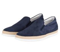 Slip-on-Sneaker - DUNKELBLAU