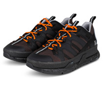 Sneaker RS5 - SCHWARZ/ BRAUN