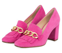 Loafer-Pumps - PINK