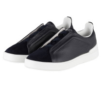 Sneaker TRIPLE STITCH - DUNKELBLAU