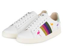 Sneaker - WEISS/ GRÜN/ MAGENTA