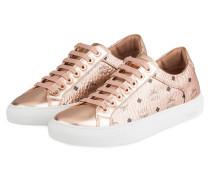 Sneaker LOGO GROUP - ROSÉGOLD