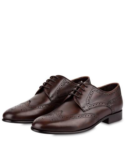 Preise Günstig Online Prime Shoes Herren Schnürer LAKE CITY - DUNKELBRAUN Steckdose Mit Master Mehrfarbig Spielraum Finden Große tliRy