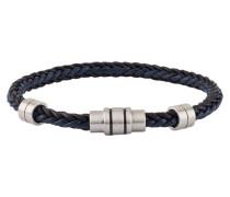 Armband BLOCK - navy/ schwarz