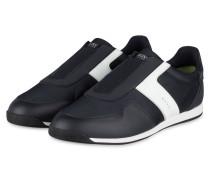 Slip-on-Sneaker MAZE - DUNKELBLAU/ WEISS