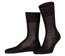 3er-Pack Socken TIAGO - schwarz