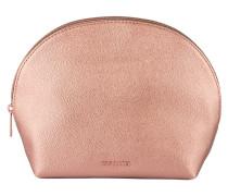 Kosmetiktasche GRAYBI - roségold metallic