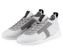 Sneaker - SILBER/ GRAU