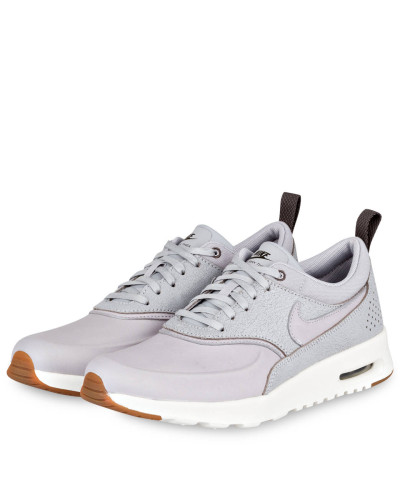 Schnell Express Nike Damen Sneaker AIR MAX THEA PREMIUM - GRAU Billig Größte Lieferant 8lEhAwjYD