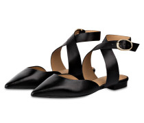 Sling-Ballerinas FIMEA - schwarz