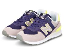 Sneaker WL574 - BLAU/ GRAU