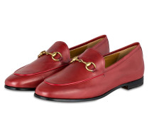 Loafer JORDAAN - HIBISCUS RED