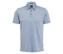 Piqué-Poloshirt PRESS Regular Fit