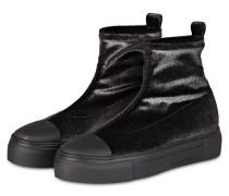 Hightop-Sneaker BIG aus Samt