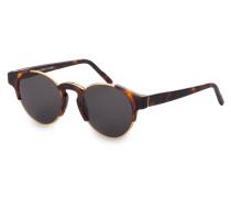 Sonnenbrille ARCA - havana/ schwarz