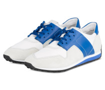 Sneaker - weiss/ hellgrau /blau
