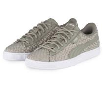Sneaker BASKET - OLIV