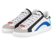 Sneaker 551 - WEISS/ BLAU/ SCHWARZ