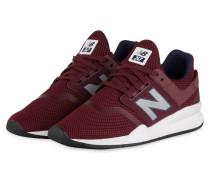 Sneaker MS247FE - DUNKELROT