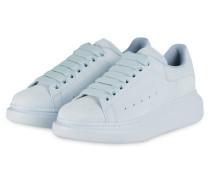 Plateau-Sneaker - HELLBLAU