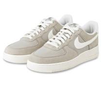 Sneaker AIR FORCE 1 '07 - GRAU/ WEISS