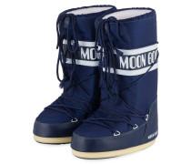 Moon Boots NYLON - BLAU