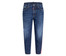 Jeans BRAD Extra Slim Fit mit Galonstreifen