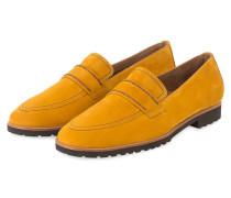 Loafer - DUNKELGELB
