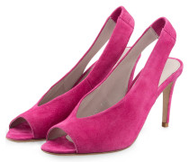 Sling-Peeptoes GALA - pink