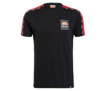 T-Shirt SERCHIO mit Galonstreifen