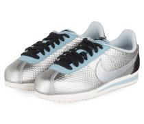 Sneaker CORTEZ PREMIUM - silber/ hellblau