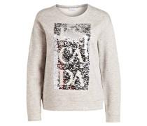 Sweatshirt EFORIA - grau meliert
