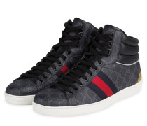 Hightop-Sneaker NEW ACE - SCHWARZ