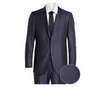 Anzug Smart-Tailored - dunkelblau