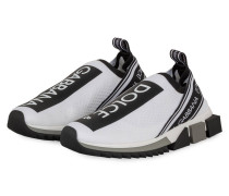 Slip-on-Sneaker SORRENTO - WEISS/ SCHWARZ