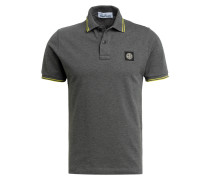 Jersey-Poloshirt Slim Fit