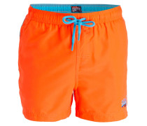 Badeshorts BEACH VOLLEY - orange