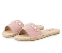 Sandalen im Espadrilles-Stil - ROSE