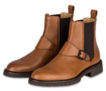Chelsea-Boots PLAISTOW - COGNAC