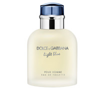 LIGHT BLUE POUR HOMME 75 ml, 92 € / 100 ml