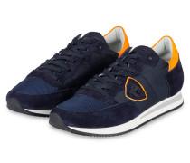 Sneaker TROPEZ MONDIAL FLUO - DUNKELBLAU